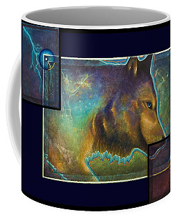 Lightning Path Coffee Mug