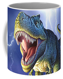 Lightning Rex Coffee Mug
