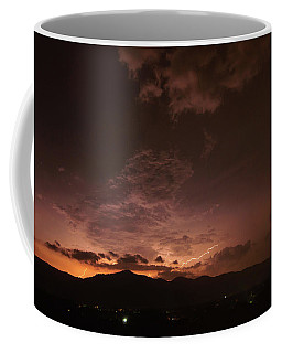 Lightning Streaks  Coffee Mug