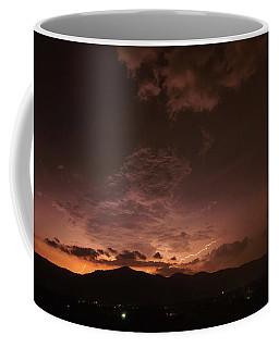 Lightning Streaks  Coffee Mug