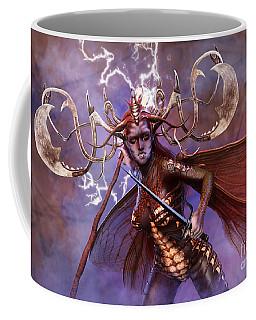 Lightning Strikes Coffee Mug