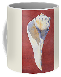 Lightning Whelk Conch I Coffee Mug