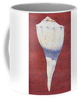 Lightning Whelk Conch II Coffee Mug