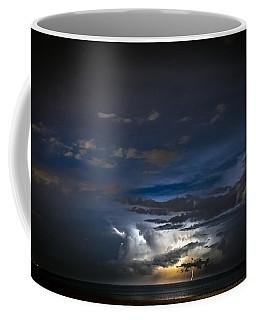 Lightning's Water Dance Coffee Mug