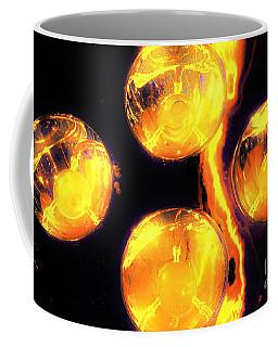 Lights Under Glass3 Coffee Mug