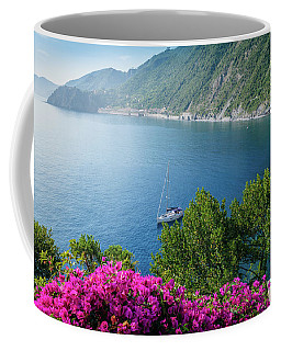 Ligurian Sea, Italy Coffee Mug