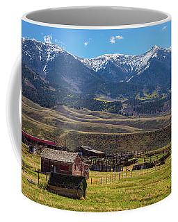 Like An Old Western Movie Coffee Mug by James BO Insogna