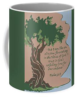Like An Olive Tree Coffee Mug