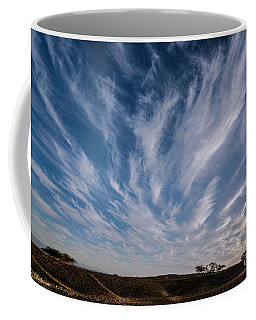 Like Feathers In The Sky Coffee Mug