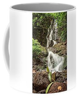 Coffee Mug featuring the photograph Likeke by Heather Applegate