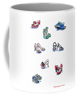 L'il Shoes Coffee Mug