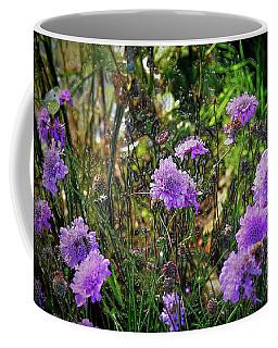 Lilac Carved Jellytot Coffee Mug
