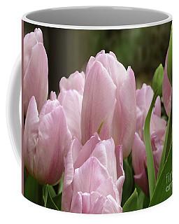 Lilac Charm #2 Coffee Mug by Kim Tran