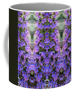 Lilac Design  Coffee Mug