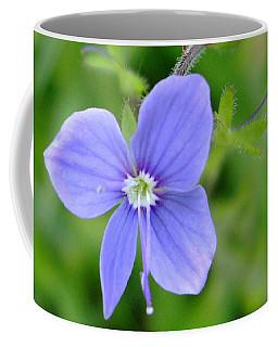 Lilac Flower Coffee Mug