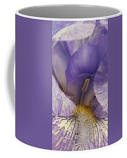 Lilac Iris Dream Coffee Mug