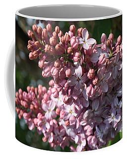 Lilac Coffee Mug by Mary-Lee Sanders