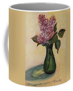 Lilac Reflections Coffee Mug