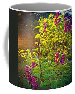 Lilac Tree Coffee Mug