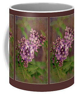 Lilacs Coffee Mug by Krista-