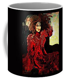 Liliana Coffee Mug by Natalie Holland