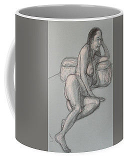 Liliana Reclining 2 Coffee Mug