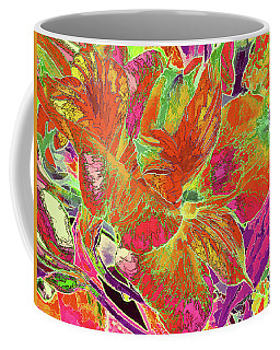 Lilies Duo 50  Coffee Mug