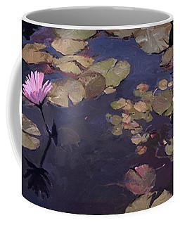 Lilies II - Water Lilies Coffee Mug