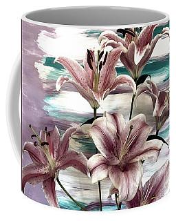 Lilies That Soothe Me Coffee Mug