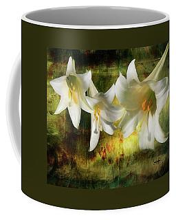 Lilies With Light Coffee Mug