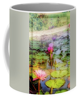 Coffee Mug featuring the photograph Lillie's Of Capistrano by Michael Hope