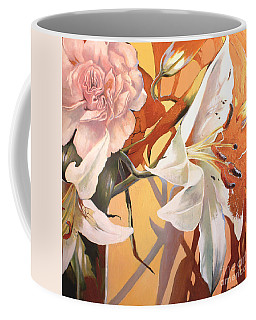 Lilly Melange Coffee Mug
