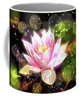 Lilly Nilly  Coffee Mug by Don Wright