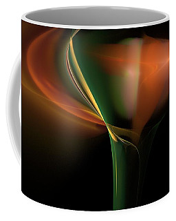 Lilly Of Light Coffee Mug