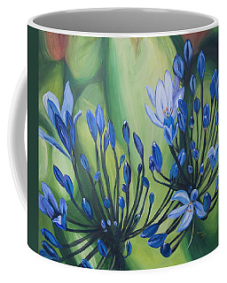 Lilly Of The Nile Coffee Mug
