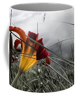 Lily At Dusk Coffee Mug