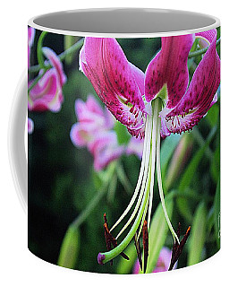 Lily At The Church Coffee Mug