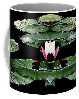 Lily Candle Coffee Mug