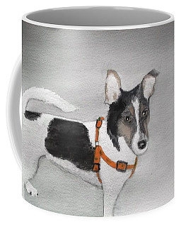 Lily Coffee Mug by Carole Robins