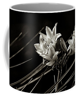 Lily In Monochrome Coffee Mug
