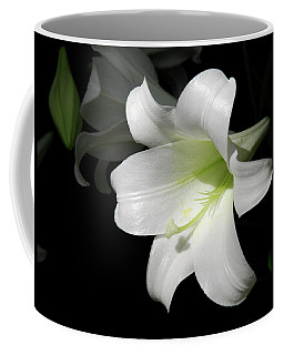 Lily In The Light Coffee Mug