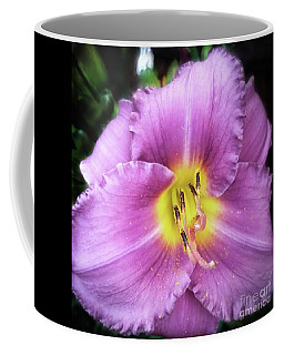 Lily In The Shade Coffee Mug