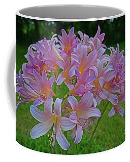 Lily Lavender Coffee Mug