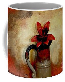 Lily Lovely Coffee Mug by Marsha Heiken