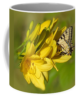 Lily Lover Coffee Mug