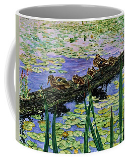 Lily Marsh Family Coffee Mug