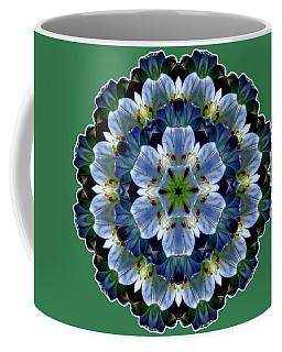Lily Medallion Coffee Mug