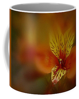Lily Of The Incas Coffee Mug