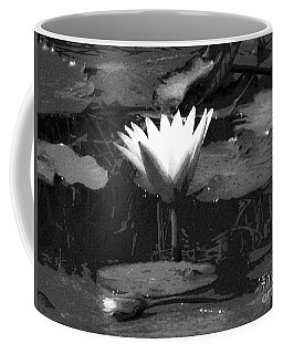 Lily Of The Lake Coffee Mug