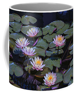 Lily Of The Night Coffee Mug